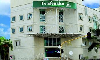 fachada sede comfenalco santander Barrancabermeja