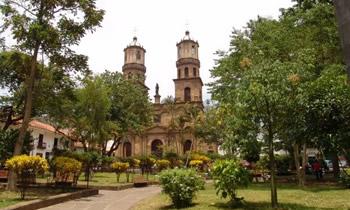 iglesia en San Gil