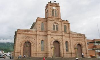 iglesia en San Vicente