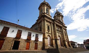 iglesia en el Socorro