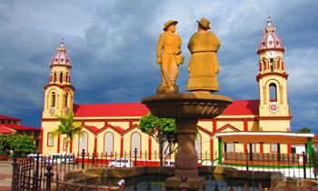 iglesia en Velez