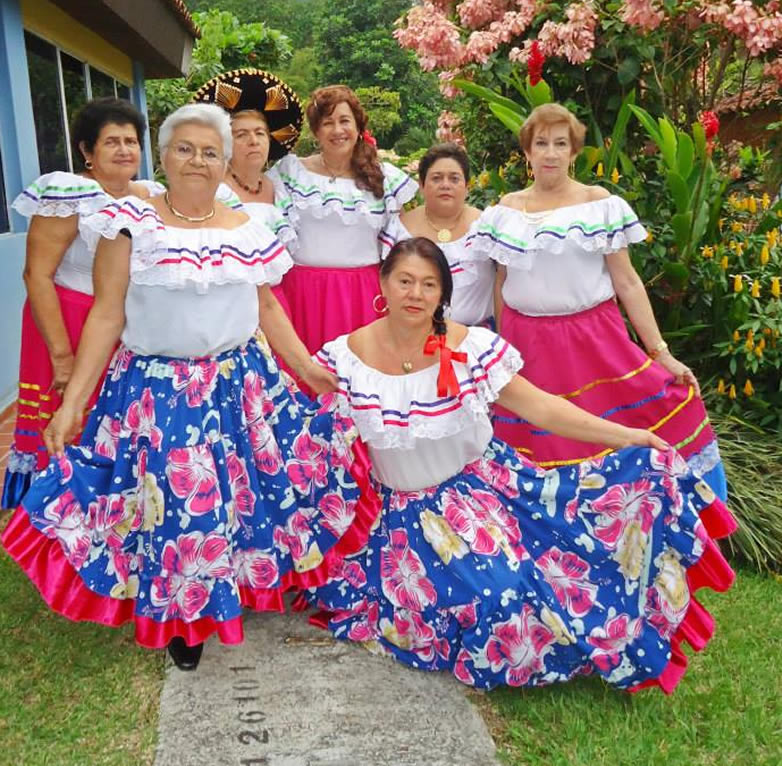 evento danza cultural tercera edad