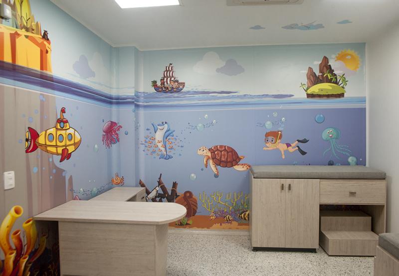 cuarto pediatria